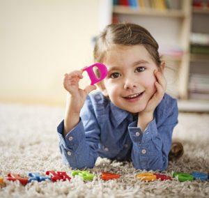 Knowledge of the Alphabet