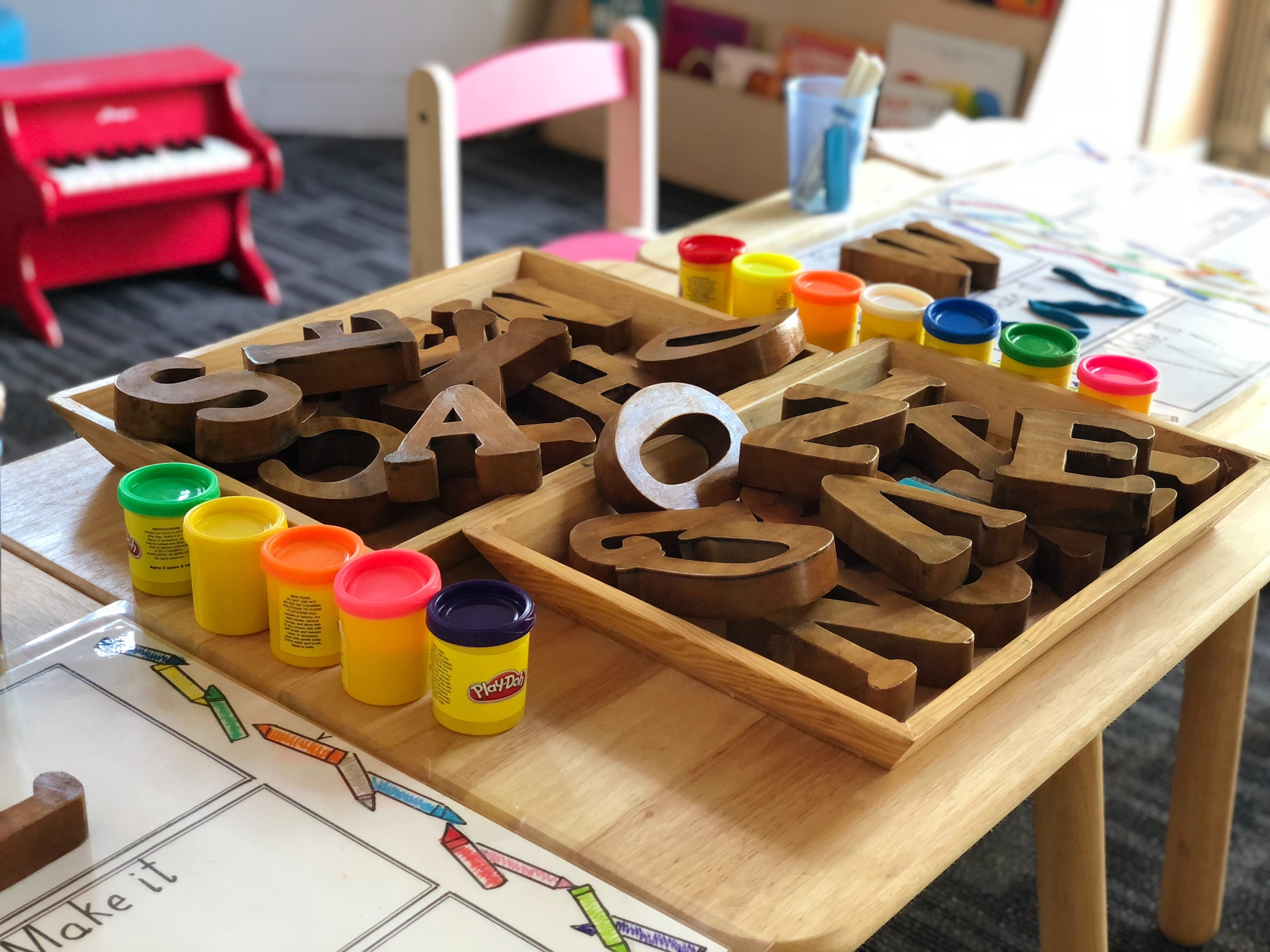 5 Ways to Re-Invent Play-Doh from the Perspective of an Occupational Therapist